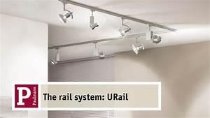 Paulmann U Rail : urail the flexible 230v rail system from paulmann youtube ~ Eleganceandgraceweddings.com Haus und Dekorationen