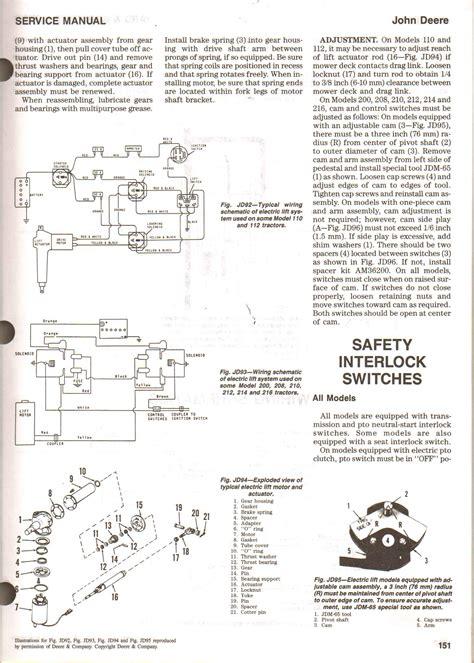 jd 112l wiring diagram on switch wiring diagram gm 4