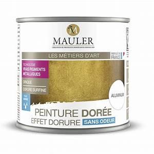 peinture doree effet dorure sans odeur mauler bois metal With peinture sans odeur castorama
