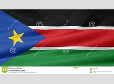 Flag Of South Sudan Royalty Free Stock Images Image