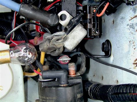 alternator wire diagram battery wiring charging system drain chevy wires electrical testing test race cars overnight