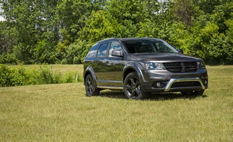 Review Dodge Journey by 2018 Dodge Journey Review Car And Driver