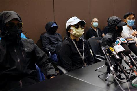 HONG KONG – CHINA Families: Allegations of separatism ...