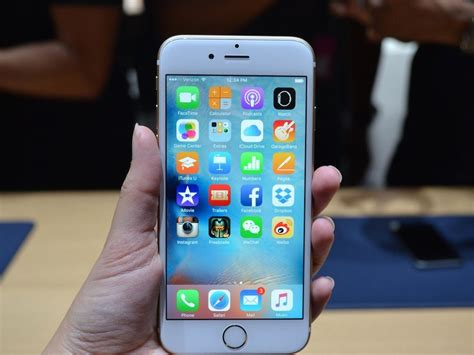 to view downloads on iphone apple iphone 6s early review business insider