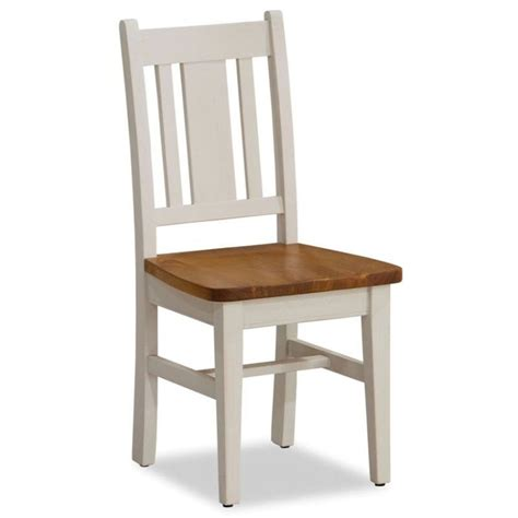 leura distressed recycled timber dining chair white buy