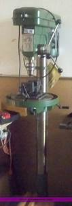 Central Machinery 12 Speed Drill Press Manual