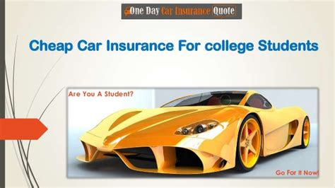 student car insurance get cheap car insurance for college students with vast