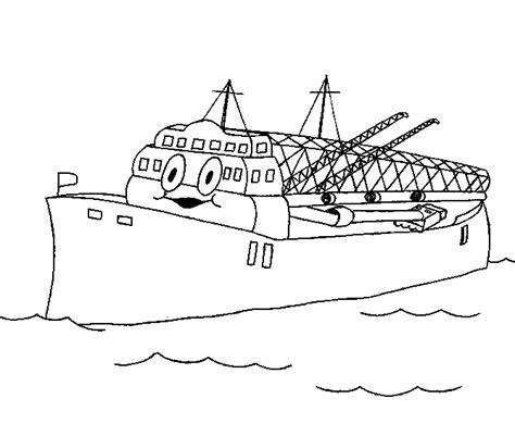 Speedboot Kleurplaat by Boot Kleurplaten Baggerschip