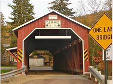 PennDOT to Repair Three Covered Bridges Phoenixville, PA