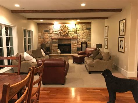 Remodel Ideas For Living Room by Riverbottoms Remodel Living Room Reveal