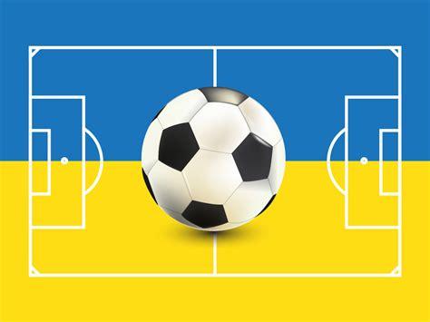 fussball ball ukraine