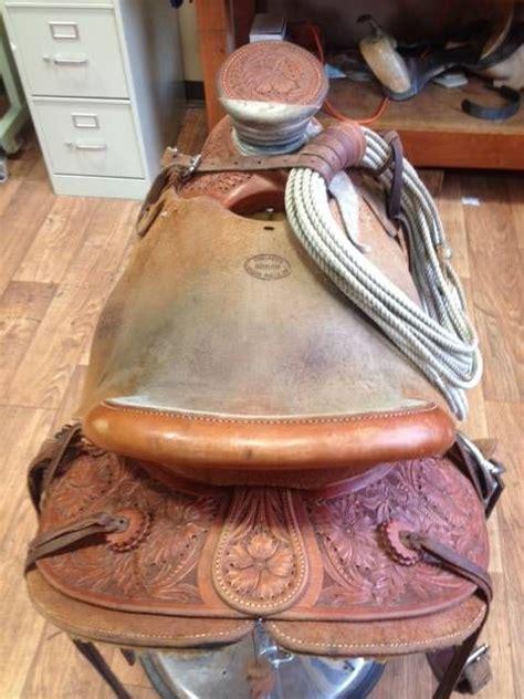 wade saddles saddle western frecker kent ranchworldads ad information horse tack