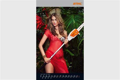 models und motorsaegen stihl kalender handwerk magazin