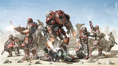 Planetside Armor Terran Republic Sci Fi Wallpapers