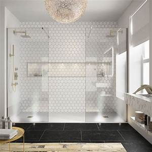 carrelage imitation marbre salle de bain elegant cheap With carrelage adhesif salle de bain avec table basse design led
