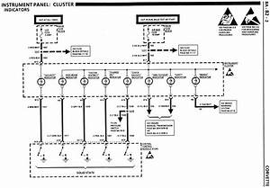 1999 Corvette Fuse Panel Diagram
