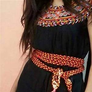 robe kabyle moderne image holidays oo With robe de maison 2017
