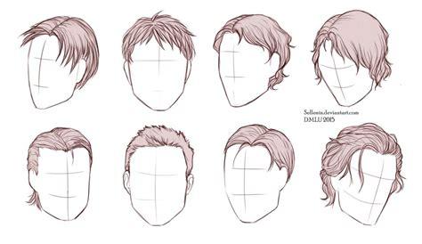 male hairstyles  sellenin  deviantart