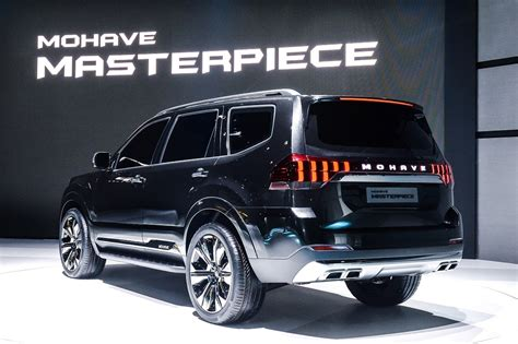 "All-new Kia ""masterpiece"" Suv Concept Revealed At 2019"