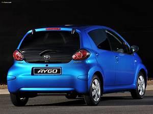 Toyota Aygo 2008 : toyota aygo 5 door za spec 2008 images 1600x1200 ~ Medecine-chirurgie-esthetiques.com Avis de Voitures