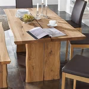 massivholz esszimmer massivholztisch aus wildeiche sympatia wohnen de