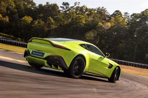 Aston Martin Vantage Picture by The New 2018 Aston Martin Vantage Revealed In Pictures