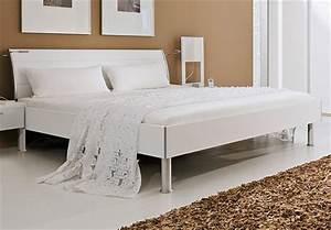 Modernes Bett 180x200 : bett fargo von nolte doppelbett in wei dekor 180x200 cm ~ Watch28wear.com Haus und Dekorationen