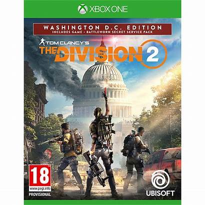 Division Xbox Edition Ubisoft Shooter Looter