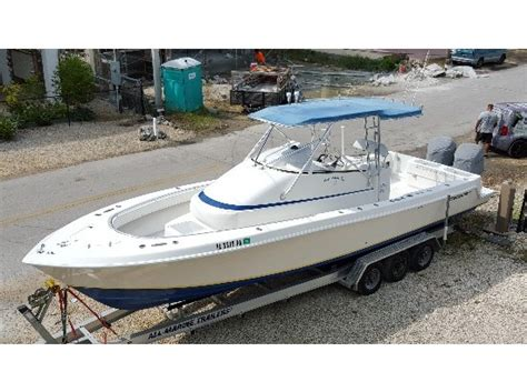 Contender 31 Fisharound Used Boats contender 31 fisharound boats for sale