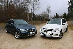 Essai Audi Q5 : essai comparatif audi q5 vs mercedes glk les photos diaporama photo ~ Maxctalentgroup.com Avis de Voitures