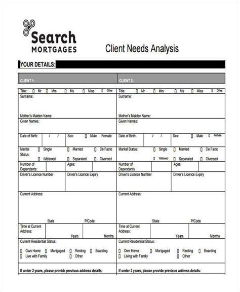 analysis templates  examples  word