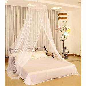 Ciel De Lit Adulte : moustiquaire ciel de lit lit simple ou double achat ~ Dailycaller-alerts.com Idées de Décoration