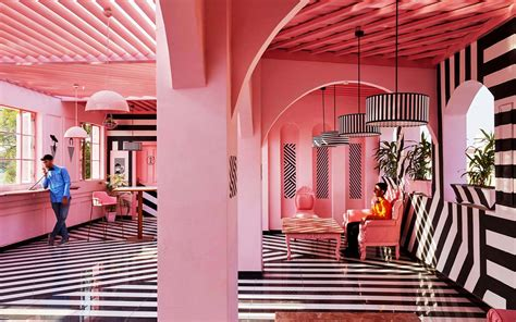 feast india company boasts incredible wes anderson style