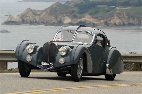 Only he or a few selected friends, mainly bugatti racing drivers, had the honour of. 57473 Bugatti Type 57SC Atlantic