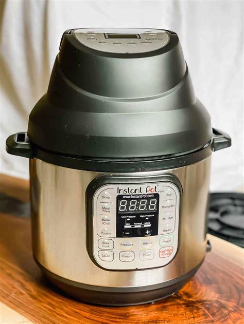 instant pot fryer lid air vs ninja foodi quart attachment tablefortwoblog