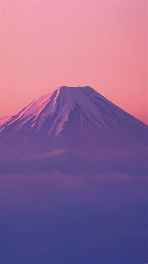 ad fuji mountain  wallpaper
