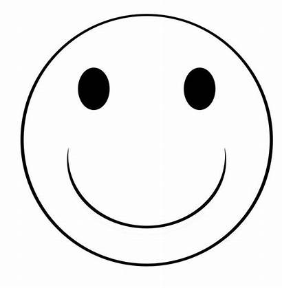 Smiley Coloring Pages Faces Face Emoji Printable