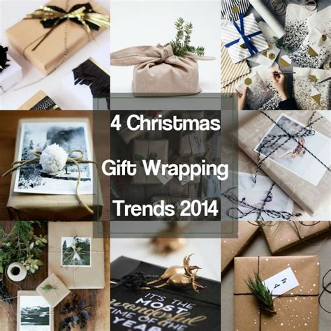 christmas gift trends eclectic trends 4 gift wrapping trends for 2014 eclectic trends