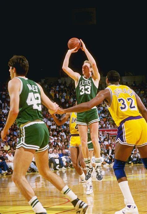 Boston Celtics Vs. Lakers