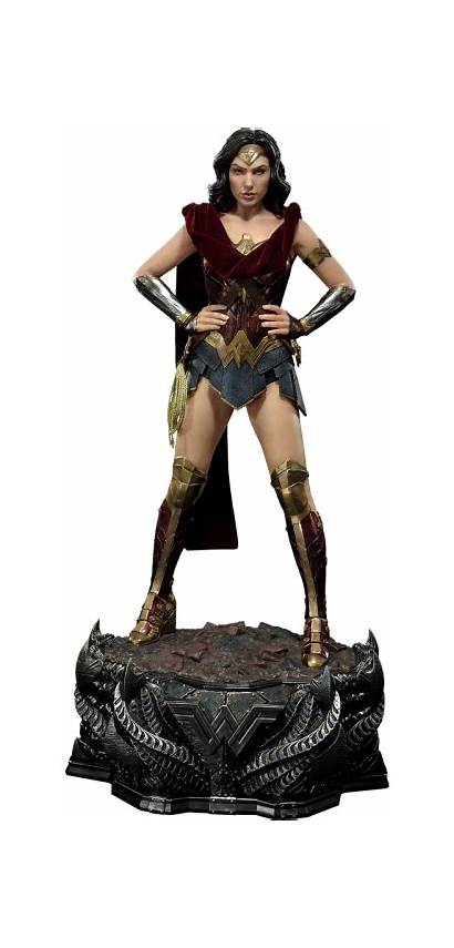 Wonder Woman Version Ultimate Statue Dc Comics