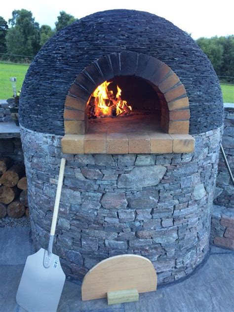 Outdoor Stone Ovens   13 Practical And Aesthetic Ideas