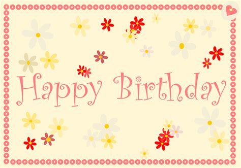 free printable Happy Birthday Cards – ausdruckbare ...