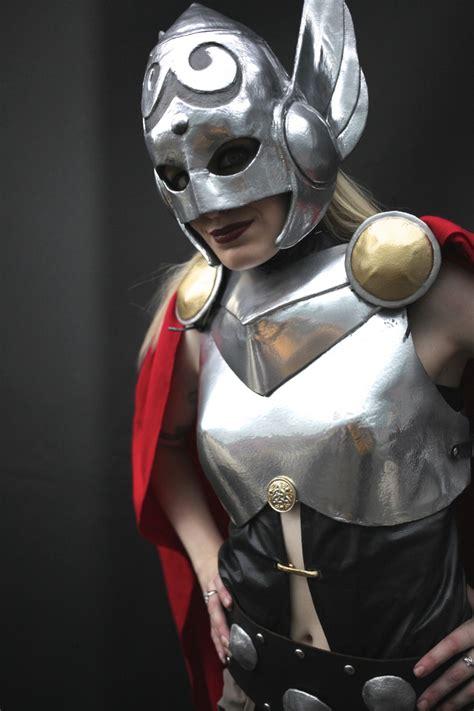 Most Impressive New York Comic Con 2014 Cosplay Lady Thor