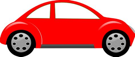 Red Car Bug Clip Art At Clker.com