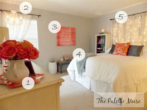 Decorating Ideas For Master Bedroom On A Budget by Master Bedroom Makeover On A Budget The Palette Muse