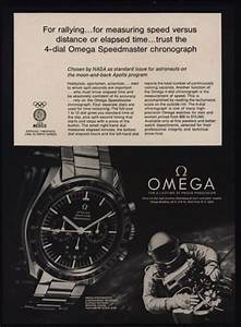 Details about 1968 OMEGA SPEEDMASTER Watch - Apollo ...