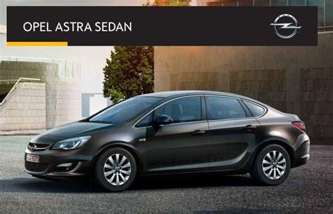 2018 Model Opel Astra Sedan Özellikleri Ve Teknik Analizi