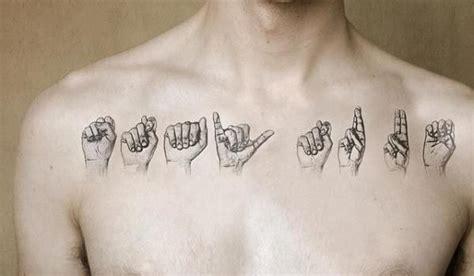 body language  meaningful tattoos  men   inspirational tattoo pinterest