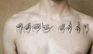 body language 25 Meaningful Tattoos For Men Which Are ...