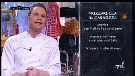 mozzarella in carrozza parodi funghi in carrozza benedetta parodi imenudibenedetta